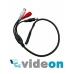 Купить Активный CCTV микрофон для видеонаблюдения DVR камер видеонаблюдения - Низкие Цены в Украине