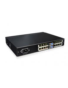 16 канальный приемо-передатчик Utepo UTP116PV-HD