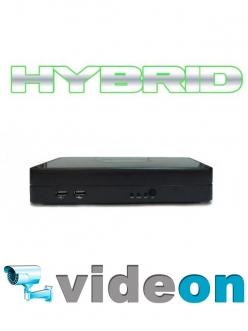 Купить INTERVISION   iDR-403F цифровой видеорегистратор  4-х канальный гибридный недорого, 1200 TVL Самые Низкие Цены в Украине,Киев