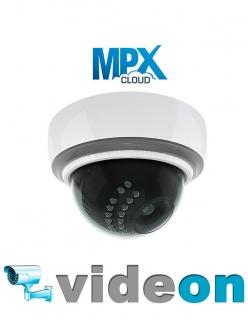 INTERVISION MPX-3000DIRC - Внутренняя Цифровая видеокамера Самые Низкие Цены в Украине